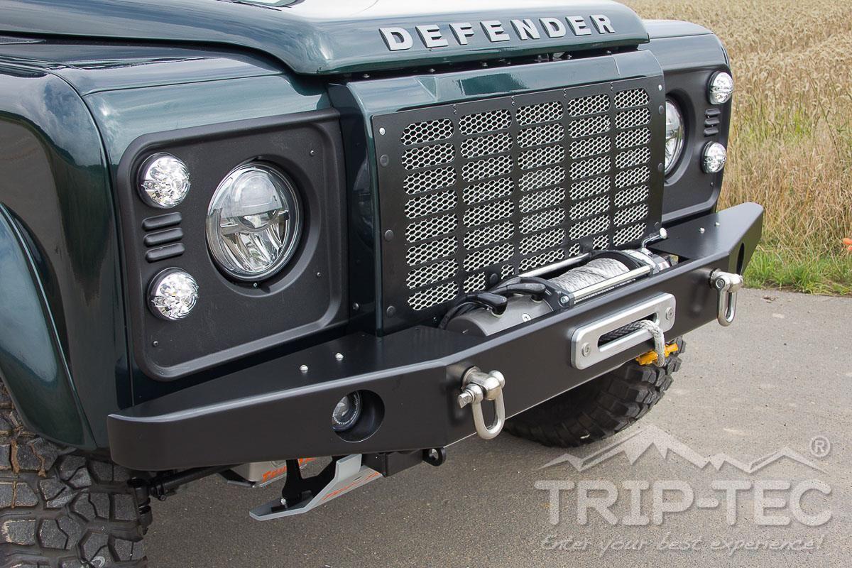 Seilwinden Sto 223 Stange F 252 R Land Rover Defender Made In