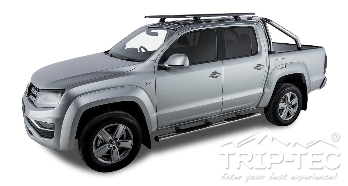 dachtr ger rhino rack f r vw amarok 2 0l und v6 tdi dachtr ger amarok volkswagen. Black Bedroom Furniture Sets. Home Design Ideas