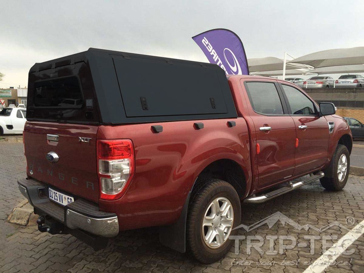 rsi hardtop f r ford ranger ab bj 2012 doppelkabine. Black Bedroom Furniture Sets. Home Design Ideas